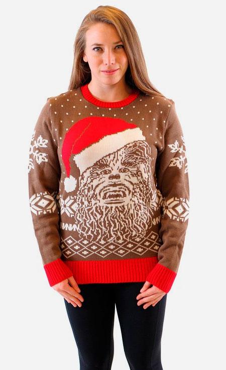 Starwars Kersttrui.Star Wars Christmas Sweaters Meshpedia